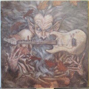 J.L. PIZARRO & FEW WORDS MAN Few Words Man LP Spain Instrumental Hard Rock/Metal