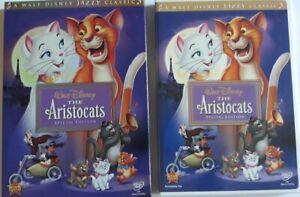 walt Disney the aristocats DVD special Edition