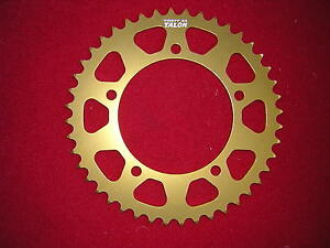 MDR Front sprocket cover RMZ 250 07-ON RMZ 450 05-ON MDSC60205 Yellow