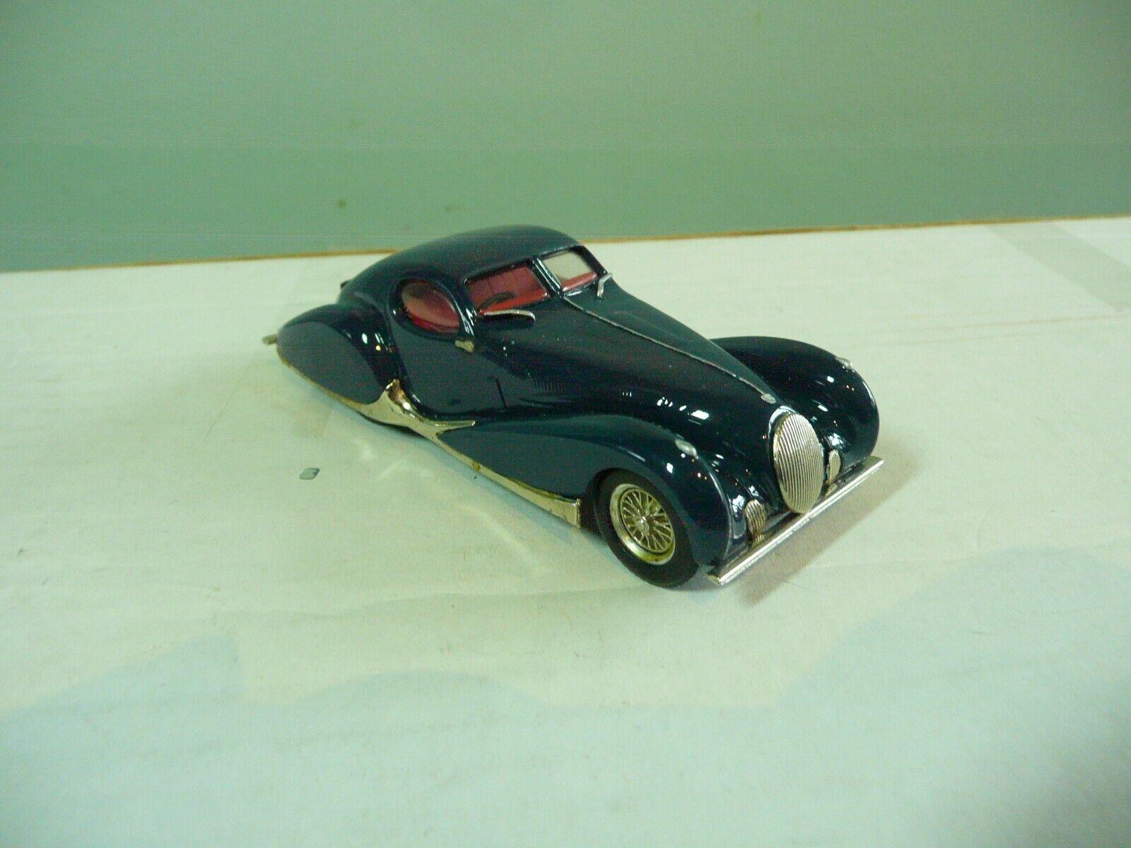 70% de descuento Western Models Models Models WMS21 1938 Talbot Lago - 1 43  los clientes primero
