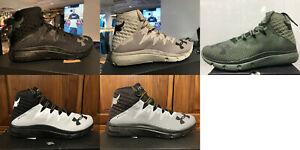 Under-Armour-UA-PROJECT-ROCK-Delta-Khaki-Black-Green-White-Grey-Training-Shoes
