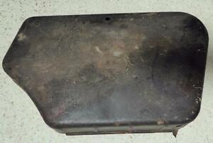 1959-1966-Matchless-G2-G5-AJS-14-250cc-right-hand-tool-box-assembly-nice-used-B