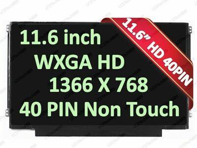 """HP STREAM 11-D077NR LAPTOP LCD SCREEN 11.6/"""" WXGA HD"""
