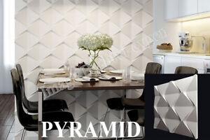 3D-Decorative-wall-panels-ABS-Plastic-molds-Plaster-Gypsum-alabaster-PYRAMID