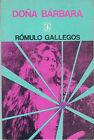 Dona Barbara by Romulo Gallegos (Paperback / softback, 1996)