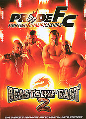Pride-FC-Fighting-Championships-DVD-2006-Beasts-From-the-East-2-NEW