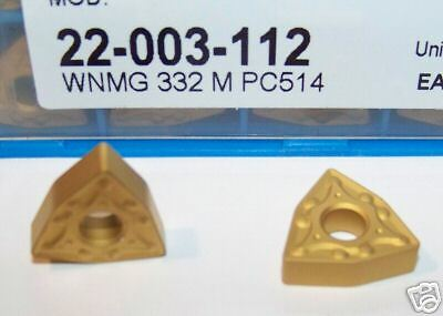 WNMG 432 M PC514 T/&O INSERTS