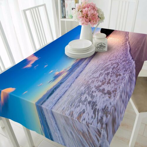 3D Sky waves89 Tablecloth Table Cover Cloth Birthday Party Event AJ WALLPAPER AU