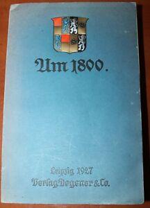 Um-1800-Aus-Zeit-und-Leben-des-Grafen-Volrat-zu-Solms-Roedelheim-1762-1818