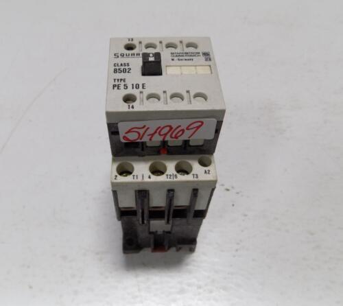 SQUARE D CONTACTOR COIL 24VAC 8502 PE 5 10 E