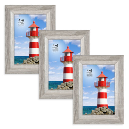 Langdon House Seaside Picture Frames Sturdy Wood Composite Country Style