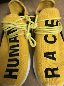 Details Human 5 7 Adidas X Uk Pharrell About Race Yellow Nmd 8OwkX0Pn