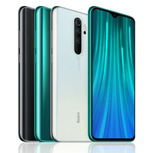Xiaomi-Redmi-Note-8-Pro-6-128GB-Smartphone-Handy-6-53-FHD-18W-Charge-4500mAh