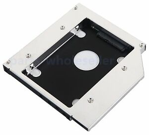 2nd-Hard-Drive-HDD-SSD-Optical-Bay-Caddy-Adapter-For-Acer-Aspire-V3-771G-V3-772G