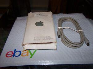 Apple-System-Peripheral-Cable-8-pin-mini-din-M0197-for-Apple-IIc-Plus-IIgs-Mac