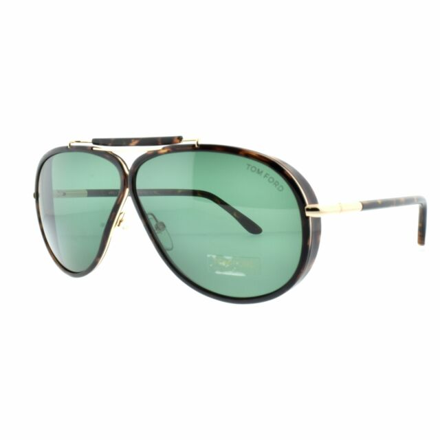 d739b42eabfca Tom Ford Sunglasses Men Aviator TF 509 Brown 52n Cedric 65mm for ...