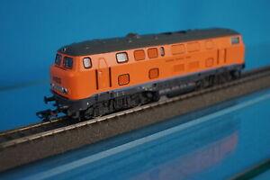 Marklin 3378 HEG Diesel Locomotive V 31 Orange Hersfelder Eisenbahn DELTA OVP