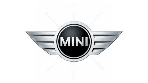 10cm-AUFKLEBER-STICKER-DECAL Mini-Cooper Works 2001 297 UV/&Waschanlagenfest Auto