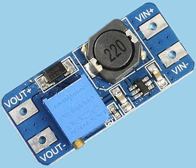 MT3608 2V-24V DC-DC Step Up Power Apply Module 2A Max 36 mm * 17 mm * 14 mm