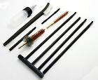 10pcs .22 22LR .223 556 Air Rifle Gun Cleaning Kit Set Cleaning Rod Nylon Brush