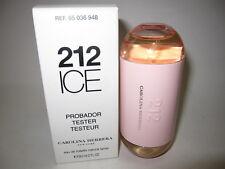 New In Tester Box Carolina Herrera 212 Ice EDT 60ml 2.0 oz Women