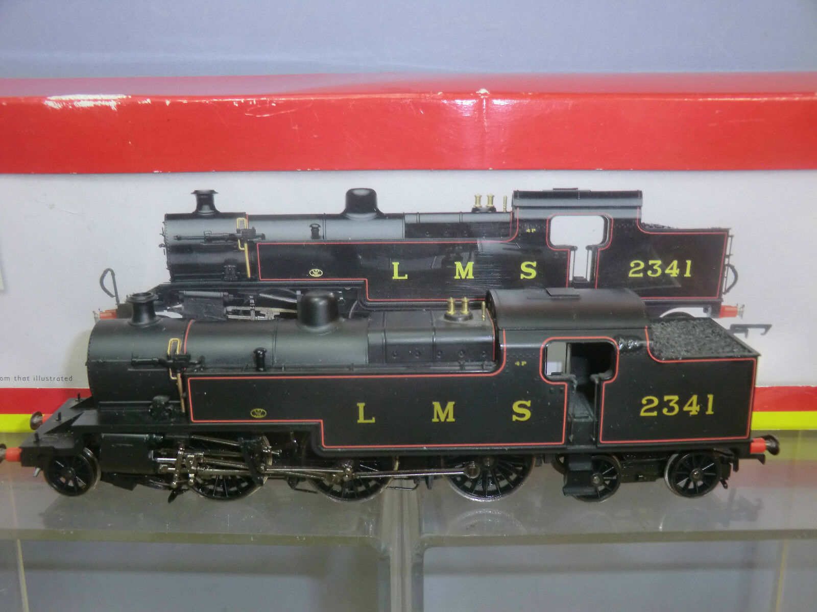HORNBY RAILWAYS MODEL No.R.2397 Class 4P 2-6-4T No.2341  FOWLER  DCC  VN MIB