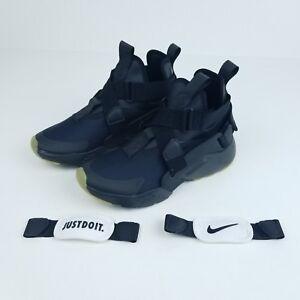 Clothing, Shoes & Accessories Nike Air Huarache City Black Fashion Women's Sneakers Size 6.5 7 8 Ah6787 003 Women's Shoes