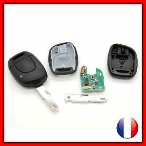 Cle-Vierge-ID46-electronique-Pour-Renault-Clio-2-Kangoo-1-PHASE-2-Twingo-2002