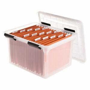 Weathertight File Box