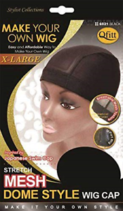 Mesh-Dome-Style-Wig-Cap-Extra-Large-Breathable-Mesh-Texture-Swim-Cap-U-Part-Wig