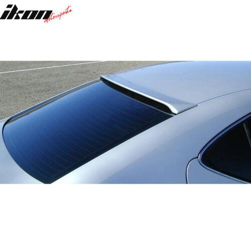 Fits 06-13 Lexus IS250 IS350 Sedan OE Factory Roof Spoiler Painted #1G1 Tungsten