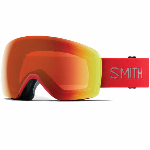 Smith Skyline Google Skibrille Snowboardbrille Wintersport-Brille Chromapop