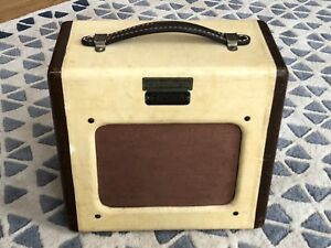 1951-Vintage-Fender-Champion-600-Champ-Amp-TV-Front-Pre-Tweed-3-Watt