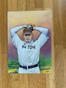 Estados Unidos Tarjeta Postal de Estados Unidos 2000 Menta béisbol Christy Mathewson New York Giants lanzador