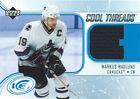 (HCW) 2005-06 Upper Deck Ice Cool Threads MARCUS NASLUND Jersey 01716
