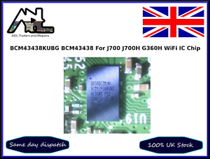 Details about BCM43438KUBG BCM43438 For Samsung J700 J700H G360H WiFi IC  Chip