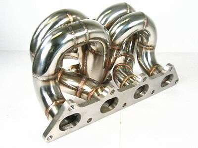 OBX Racing Turbo Manifold Header 90-99 Mitsubishi Eclipse 4G63 Talon GSX GST