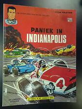 Michel Vaillant, Paniek in Indianapolis, door Jean Graton Album #11 (2e hands)