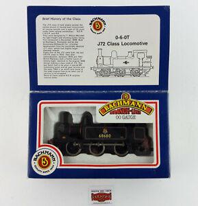 Bachmann H0 31 052 Locomotive À Vapeur J72 Classe 0 6 0t - Muy Bonne Condition