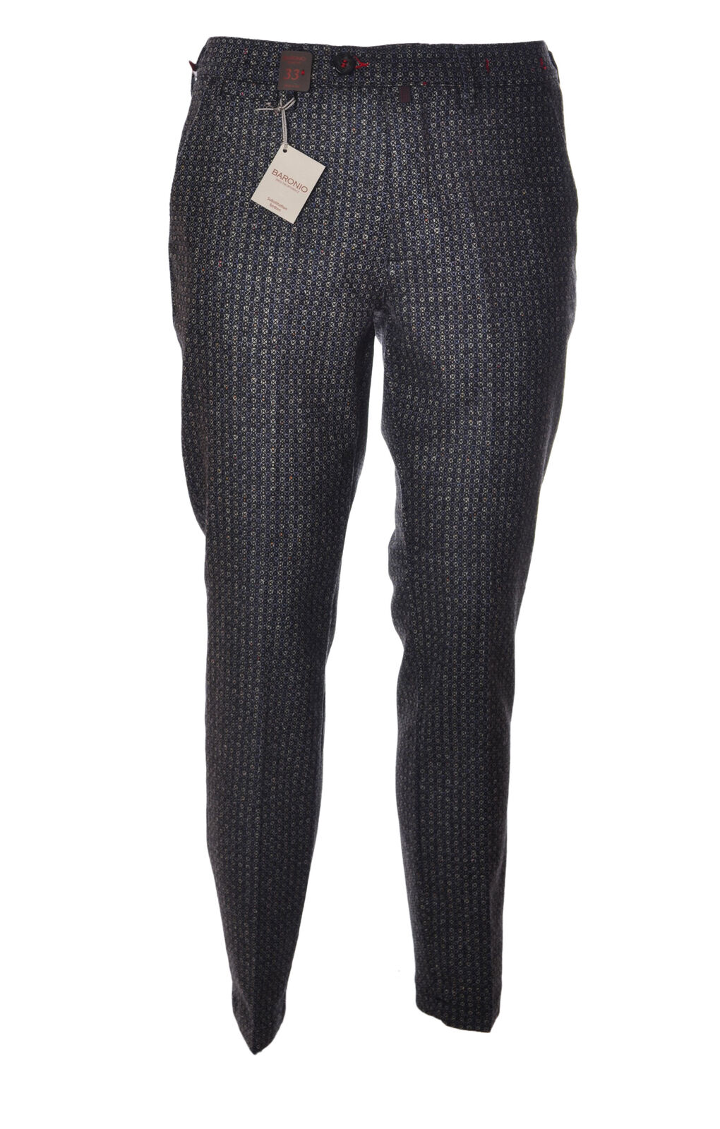 Baronio Baronio Baronio - Jeans-Pantaloni - Uomo - Fantasia - 4039411D191419 5fb42c