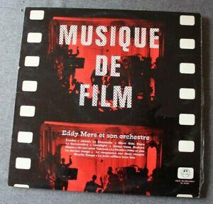 Eddy-Mers-et-son-orchestre-musique-de-film-BO-du-film-OST-LP-33-tours