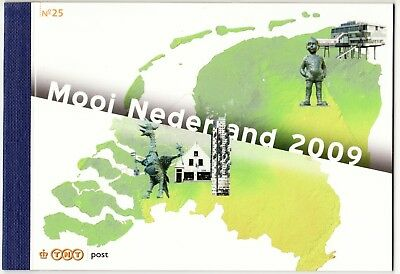 Competente Nederland Pr25 Prestigeboekje Mooi Nederland 2009 Pf Precio De Venta Directa De FáBrica