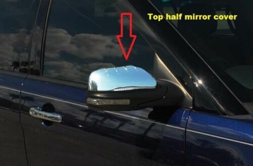 For 11 12 13 14 Ford Explorer Chrome 4 Doors Handle Covers Mirror Covers