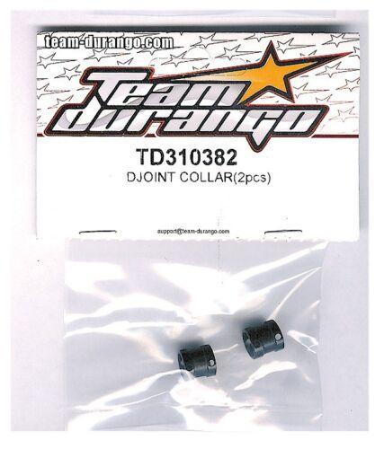 RC Team Durango TD310382 DJOINT Collar DETC410 v2 1//10 Touring Car