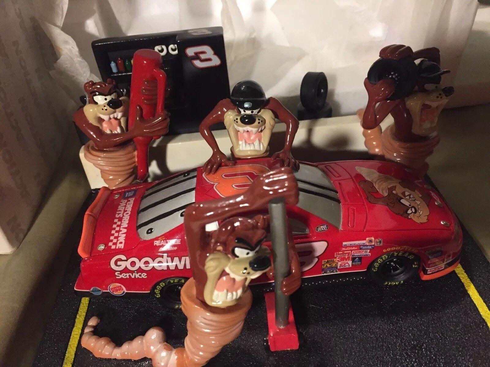 Dale Earnhardt  3 GM Goodwrench TAZ-No Bull en céramique scène 2000 Monte Carlo Model