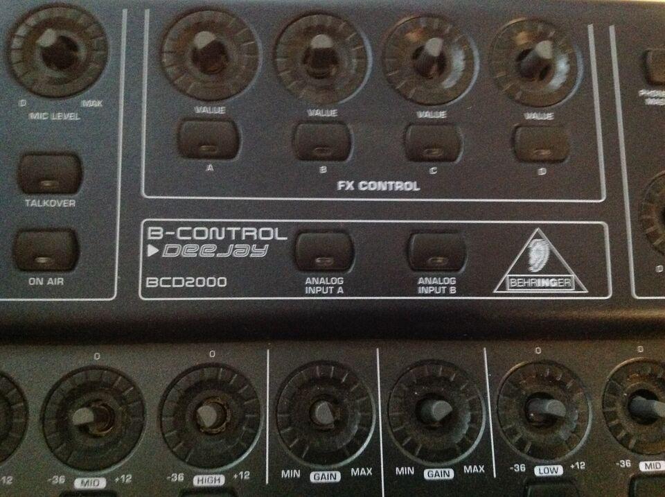 B-CONTROL, BCD 2000