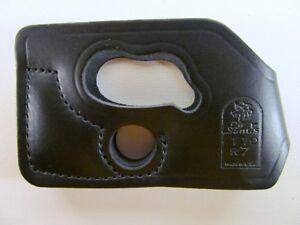 DeSantis 110BJR7Z0 Pocket Shot Wallet Holster Ruger LCP Keltec P32 Kahr Sig P238