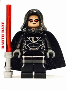 LEGO-STAR-WARS-JEDI-DARTH-BANE-DARK-JEDI-SITH-100-LEGO-NEW-CREATED-RULE-OF-TWO
