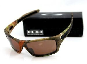 4f1dc65096 Image is loading NEW-Genuine-OAKLEY-TURBINE-Woodland-Camo-VR28-Black-