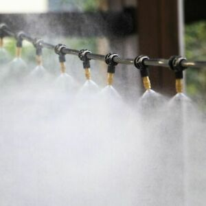 30M Garden Watering System Drip Irrigation Automatic Spray Sprinkler Kit